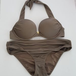 Victoria's secret 34B SMALL BOMBSHELL BIKINI SET